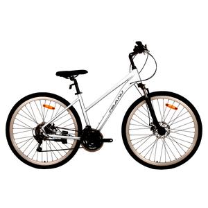 Bicicleta Urbana Mujer Hiland Lady GT700 Blanca 2021