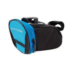 Bolso Élite Bontrager Seat Pack Micro Negro/Azul