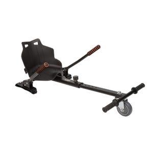 GPR Carro HoverKart Basic Negro/Rojo