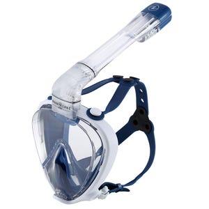 Snorkel Buceo Aqualung Sport Smart Full Face Talla S Blanca