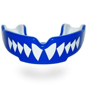 Protector Bucal Adulto Diseño Azul Safejaws
