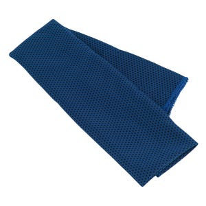 Toalla Deportiva Blu Fit 28 x 88 cm Azul