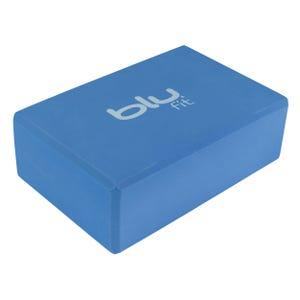 Bloque Yoga Blu Fit Azul