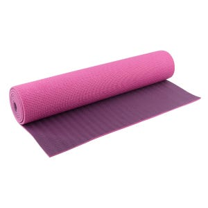 Mat Yoga Blu Wellness Reversible Fucsia