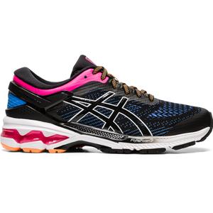 Zapatillas Running Mujer Asics Gel-Kayano 26 Negro/Multicolor