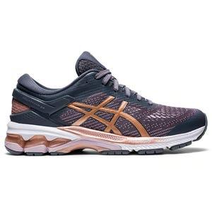 Zapatillas Running Mujer Asics Gel-Kayano 26 Gris