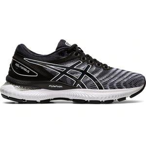 Zapatillas Running Mujer Asics Gel-Nimbus 22 Negra