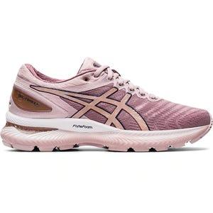 Zapatillas Running Mujer Asics Gel-Nimbus 22 Rosada