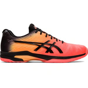 Zapatillas Tenis Hombre Asics Solution Speed FF Clay  Coral