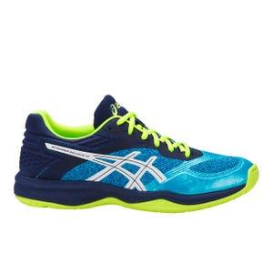 Zapatillas Vóleibol Mujer Asics Netburner Ballistic FF Azul/Calipso