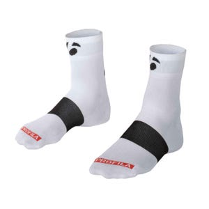 Calcetines Ciclismo Bontrager Race 2.5 Blanco