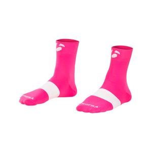 Calcetines Bontrager Mujer  Race 5  Rosado M