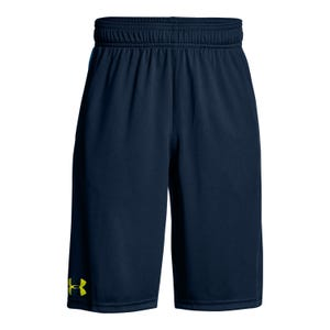 Short Training Niño Stunt Under Armour Azul Marino