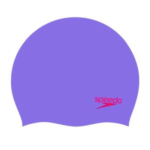 Gorro Natación Junior Speedo Purpura