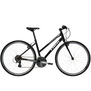 Bicicleta Urbana FX 1 Stagger Negra 2018 Trek