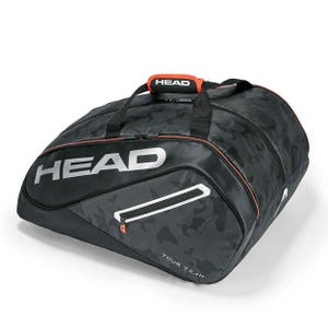 Bolso Padel Head Tour Team Monstercombi Negro
