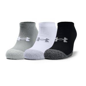 Calcetines 3 Pares Unisex Under Armour Heatgear Tricolor