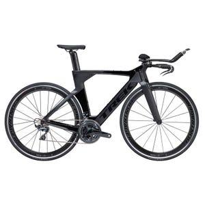 Bicicleta Triatlón Trek Speed Concept Negra 2019