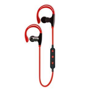 Audífonos Deportivos Bluetooth Blu Fit Rojo