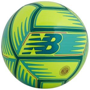 Balón Fútbol New Balance Geodesa Training N°5 Amarillo