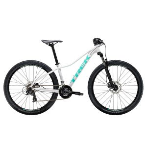 Bicicleta MTB Trek Marlin 5 WSD Disco Hidráulico Blanca 2019-13.5 Aro 27.5