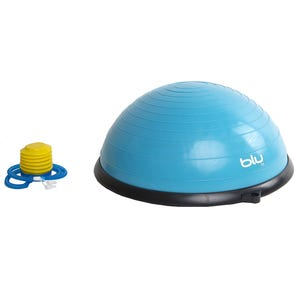 Pelota Fitness Blu Fit Balance Ball 58 cm. Azul