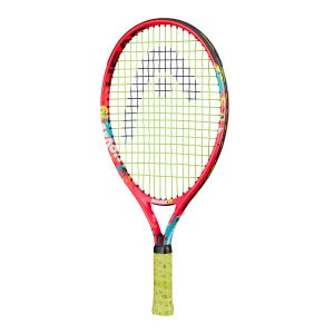 Raqueta Tenis Niño Head Novak 19 Rojo