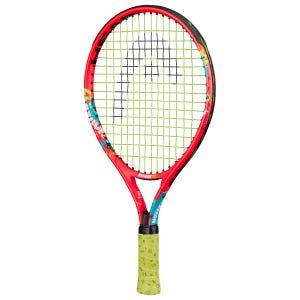 Raqueta Tenis Niño Head Novak 17 Rojo