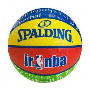Balón Básquetbol Spalding Jr NBA Rubber