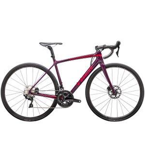 Bicicleta Ruta Trek Emonda SL 5 Disco Púrpura