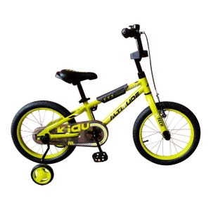 Bicicleta Niño Altitude Kidu 16 Amarilla