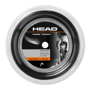 Rollo De Cuerda Tenis Head Hawk Touch Gris