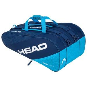 Bolso Tenis Head 12R Monstercombi Azul