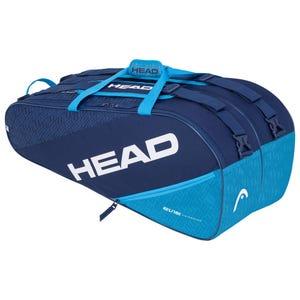 Bolso Tenis Head Elite 9R Supercombi Azul