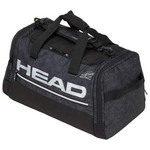 Bolso Entrenamiento Head Djokovic Duffle Bag Negro