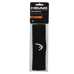 Headband Tenis Unisex Head Negro