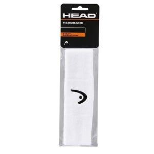 Headband Tenis Unisex Head Blanco