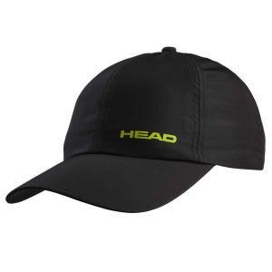 Jockey Tenis Unisex Head Light Function Tonal Negro