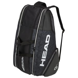 Bolso Tenis Head Djokovic 12R Monstercombi Negro