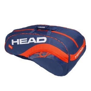 Bolso Head Radical 12R Monstercombi Azul/Naranjo