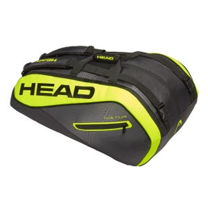 Bolso Tenis Head Tour Team Extreme 12 R Monstercombi Negro