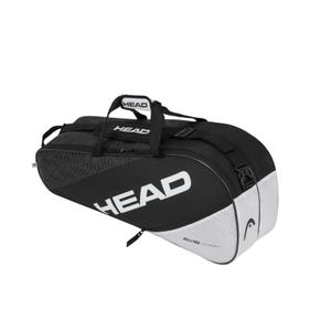 Bolso Tenis Head Elite 6R Combi Blanco