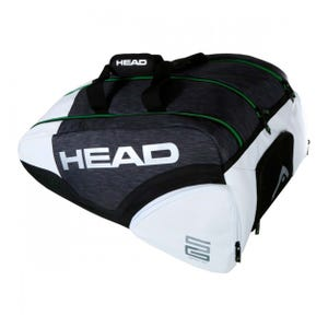 Bolso Head Alpha Sanyo Monstercombi Bicolor