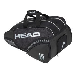 Bolso Head Alpha Sanyo Monstercombi Negro
