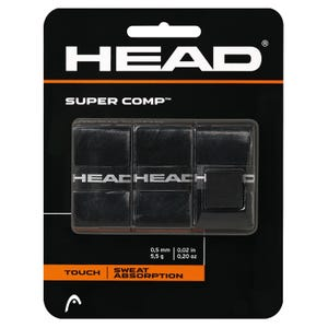 Grip HEAD Super Comp Negro