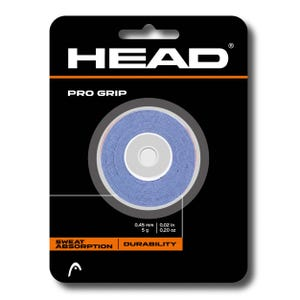 Overwrap Head Pro Grip Azul