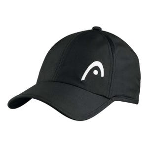 Jockey Tenis Head Pro Player Cap Negro