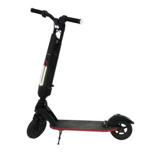 Scooter Eléctrico GPR Powered Negro/Rojo