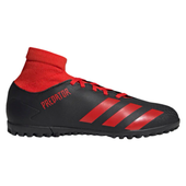 Zapatillas Futbolito Hombre Adidas Predator Tango 20.04 S TF Negro
