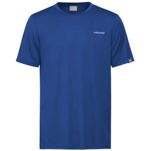 Polera Tenis Hombre Head Easy Court Azul